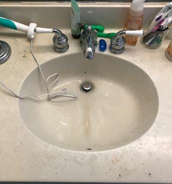 Sink2 Before